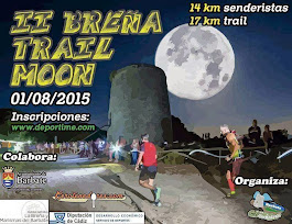 01/08 Trail nocturna en Barbate