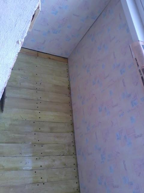 Как сделать полы на балконе