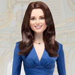 Kate Middleton Doll by the Franklin Mint