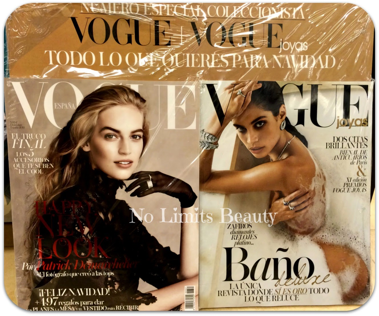 Regalos revistas Diciembre 2014: Vogue