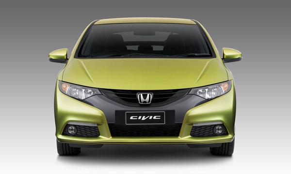Honda Civic Hatchback Earn Predicate Economy Car | World ...