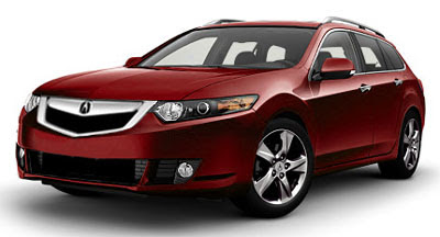 Acura  Review on Tsx Sport Wagon With Technology Package  34 610