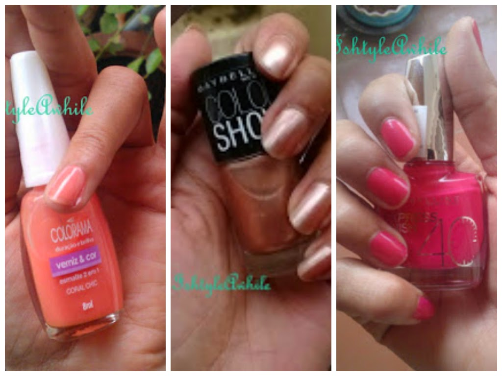 Summer Ma(Y)gic #4: The Brand. The Product #2: Maybelline nail colours image