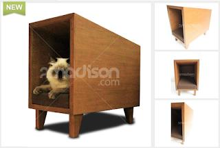 Pet bed (Rumah tidur hewan)