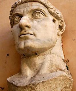 Cabeza del Coloso de Constantino
