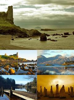 Фото клипарт Шотландия