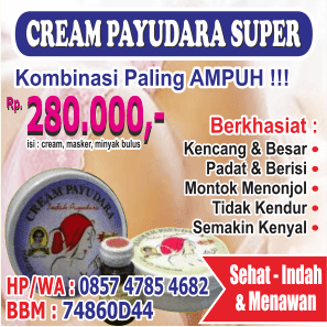 Cream Payudara Super