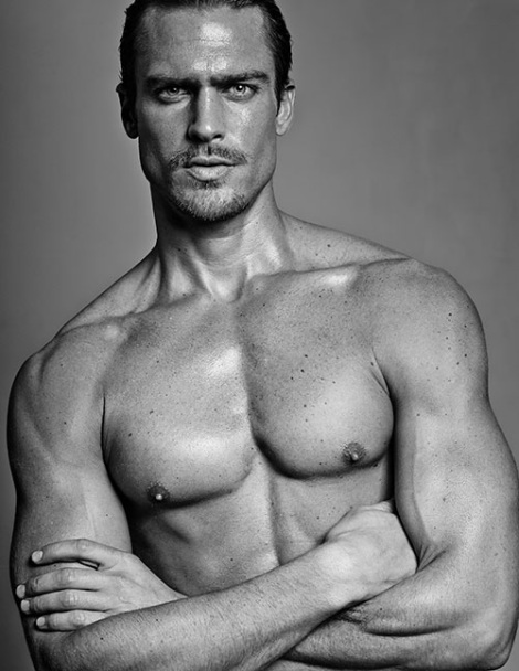 Jason Morgan by Raphael Delorme