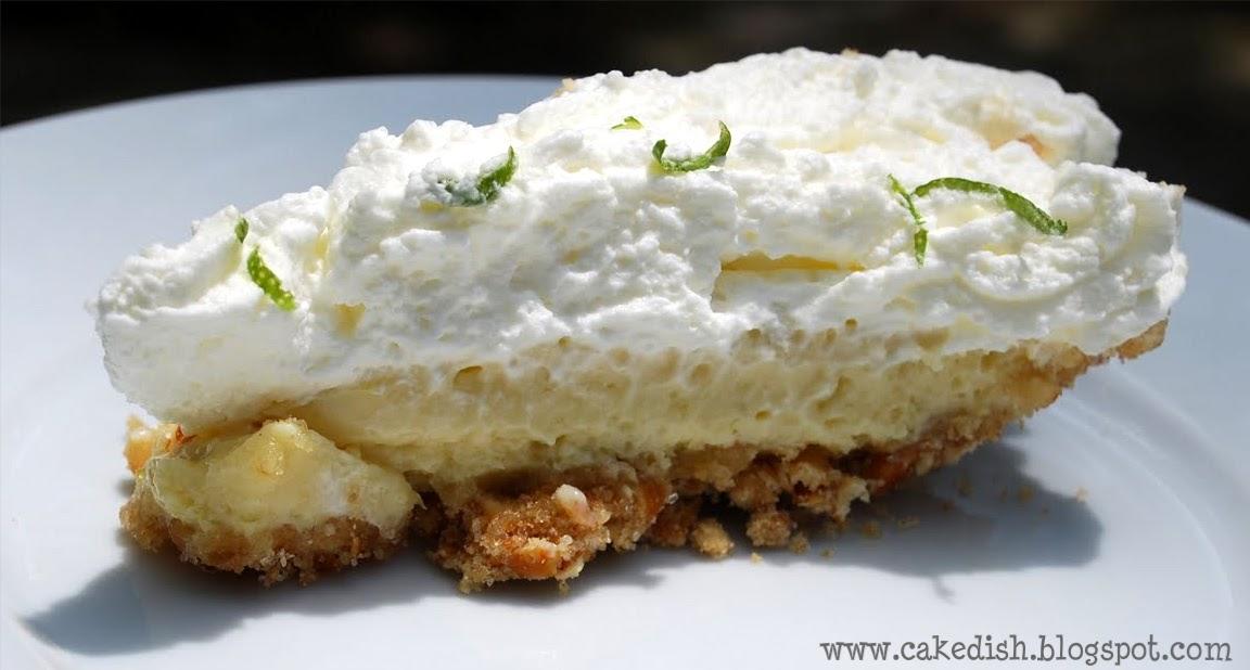 The Cake Dish: Margarita Pie