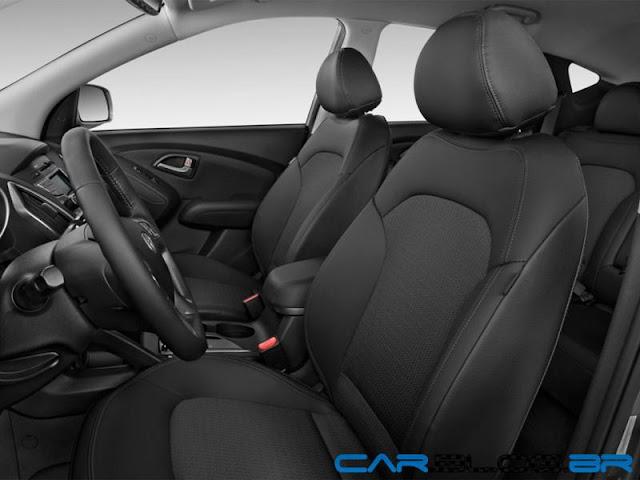 Hyundai ix35 2013 Flex - interior