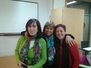 Encuentro Grupo Storytelling en el MOOCafé