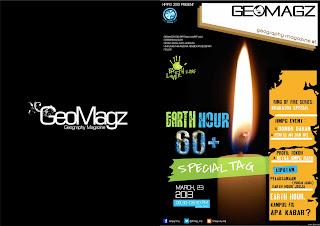 GEOMAGZ, Geografi Magazine Edisi Pertama 2013