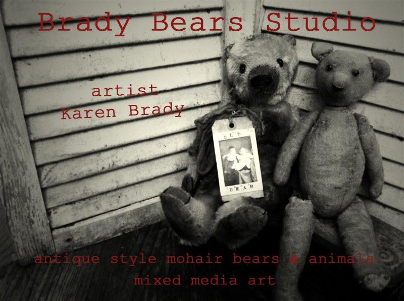Brady Bears @ Home