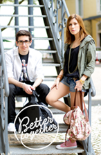 "SPRINGFIELD/CONVERSE ""BETTER TOGETHER"" CAMPAIGN"