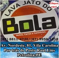 Lava Jato do Bola