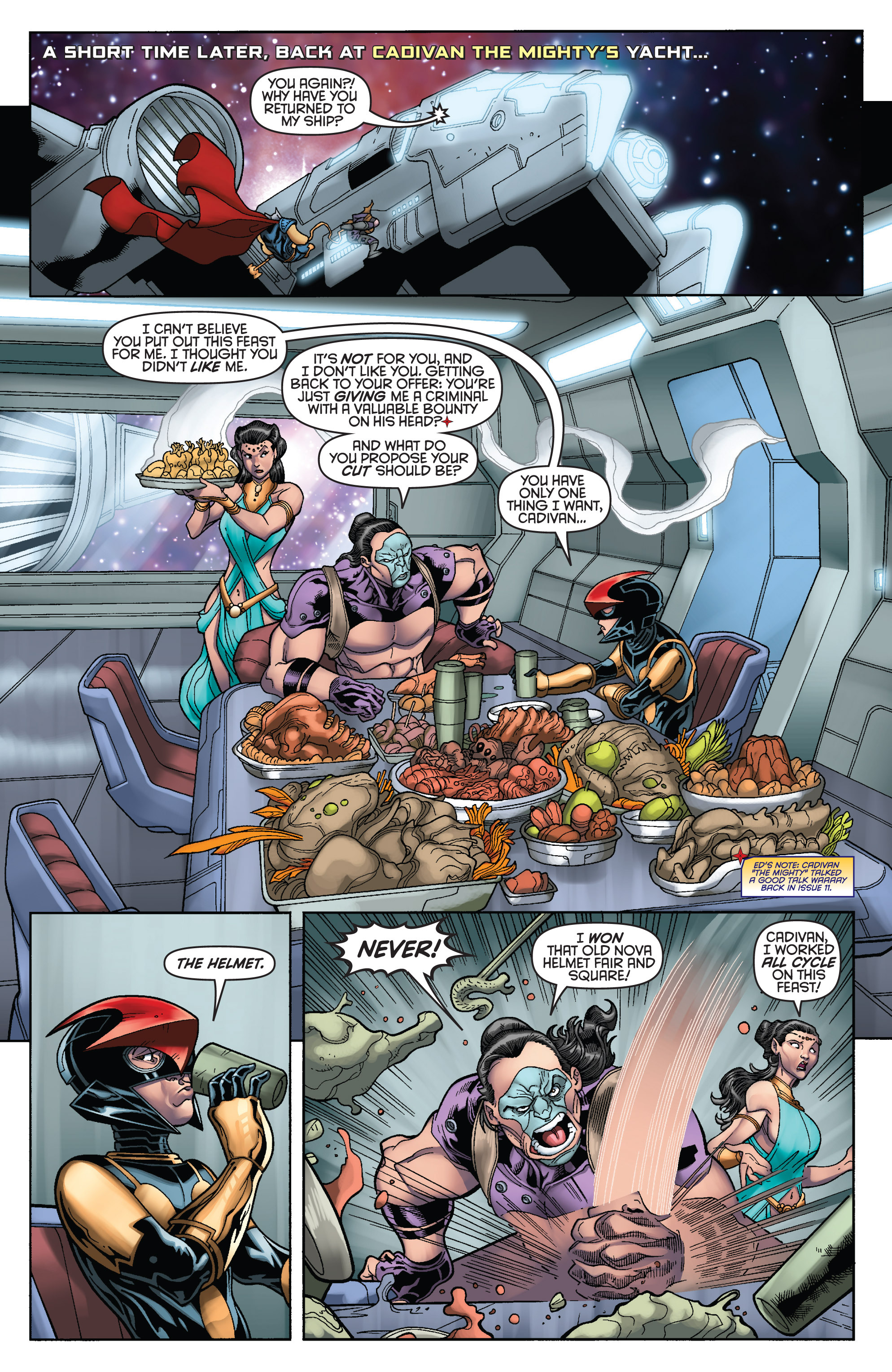 Nova (2013) - Chapter  16 | pic 13