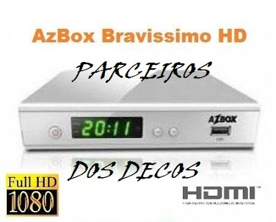 recovery azbox bravissimo twin