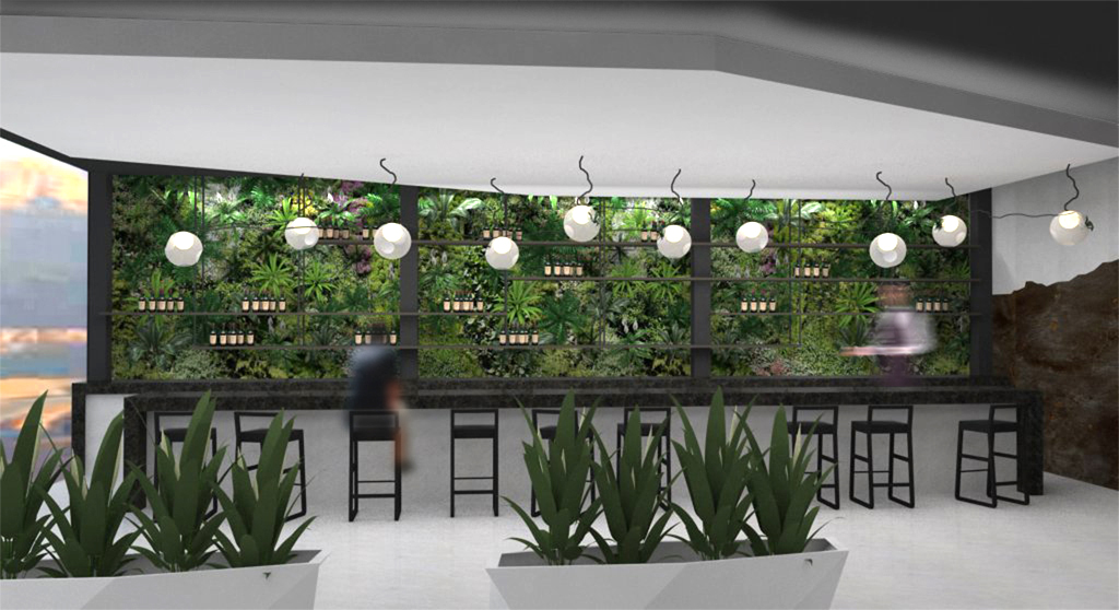 Vi premios de arquitectura e interiorismo porcelanosa for Restaurantes modernos exterior