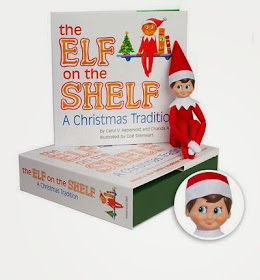 "Get Your Own ""Elf On The Shelf"" Lots of Fun For Xmas!"