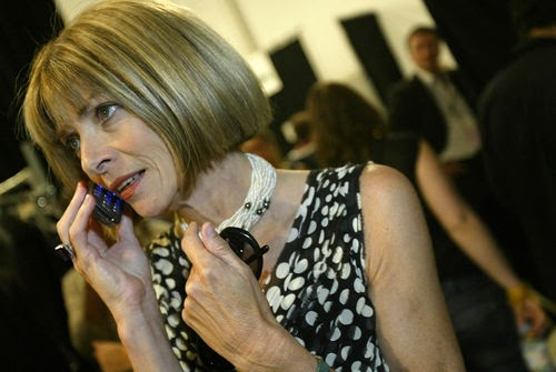 Anna Wintour pictures of gossip