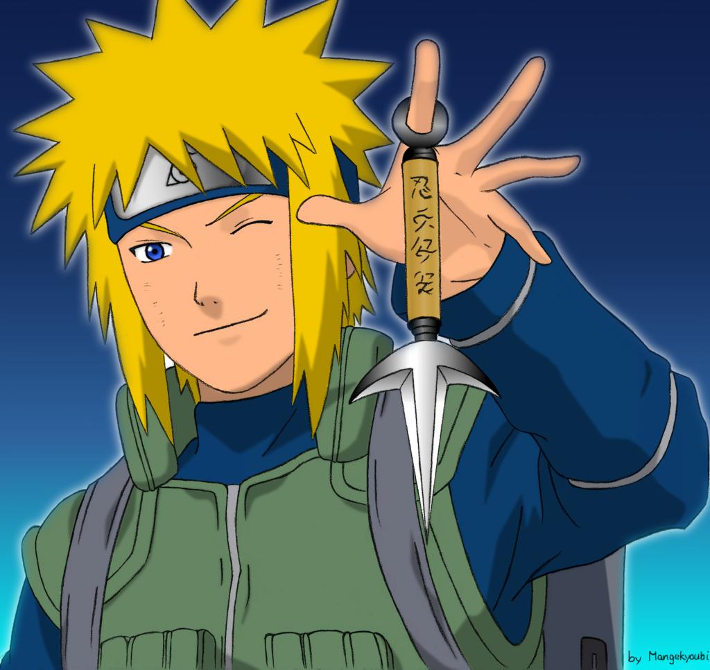 Cerita Sejarah Naruto Dan Perjalananya: Minato Namikaza