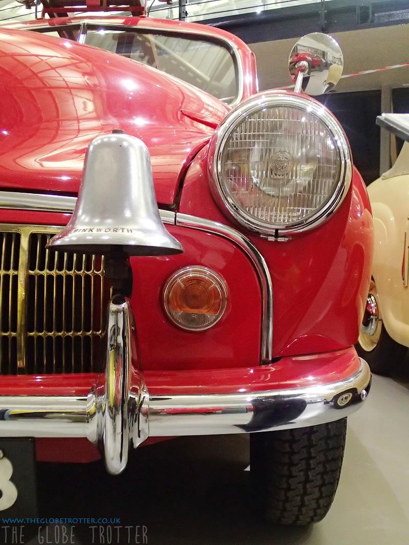 Heritage Motor Centre Motor Museum in Gaydon Warwickshire