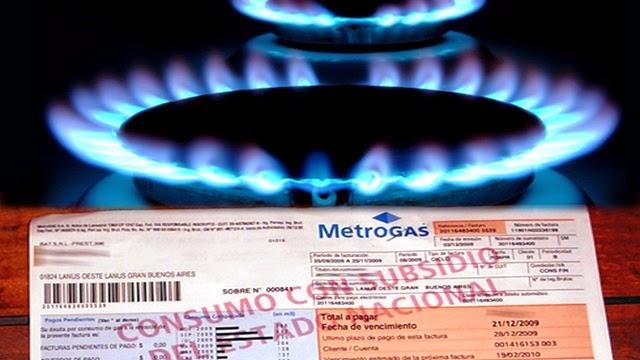 Como matener el subsidio de gas