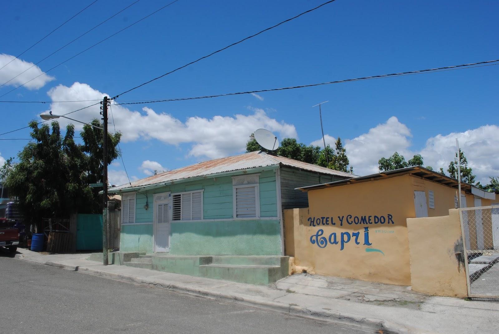 HOTEL Y COMEDOR EL CAPRY