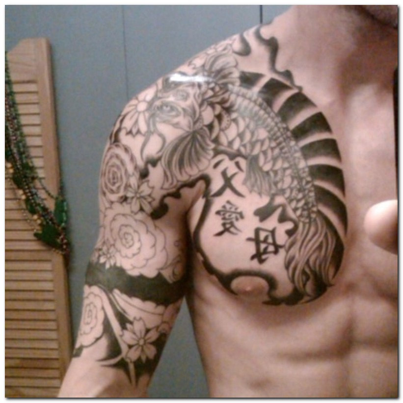 Koi Tattoos Designs Ideas And Meaning: Image Gallary 5: Famous Japanese Tattoo Designs