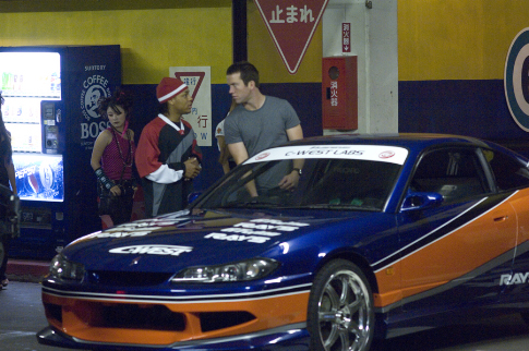 Fast And Furious Tokyo Drift Sean And Neela