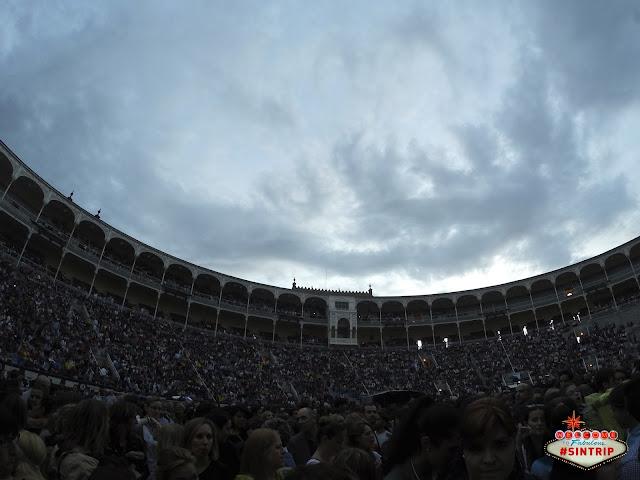 Dia 14: Madri (Espanha) - Chuva, muita chuva e Pablo Alborán