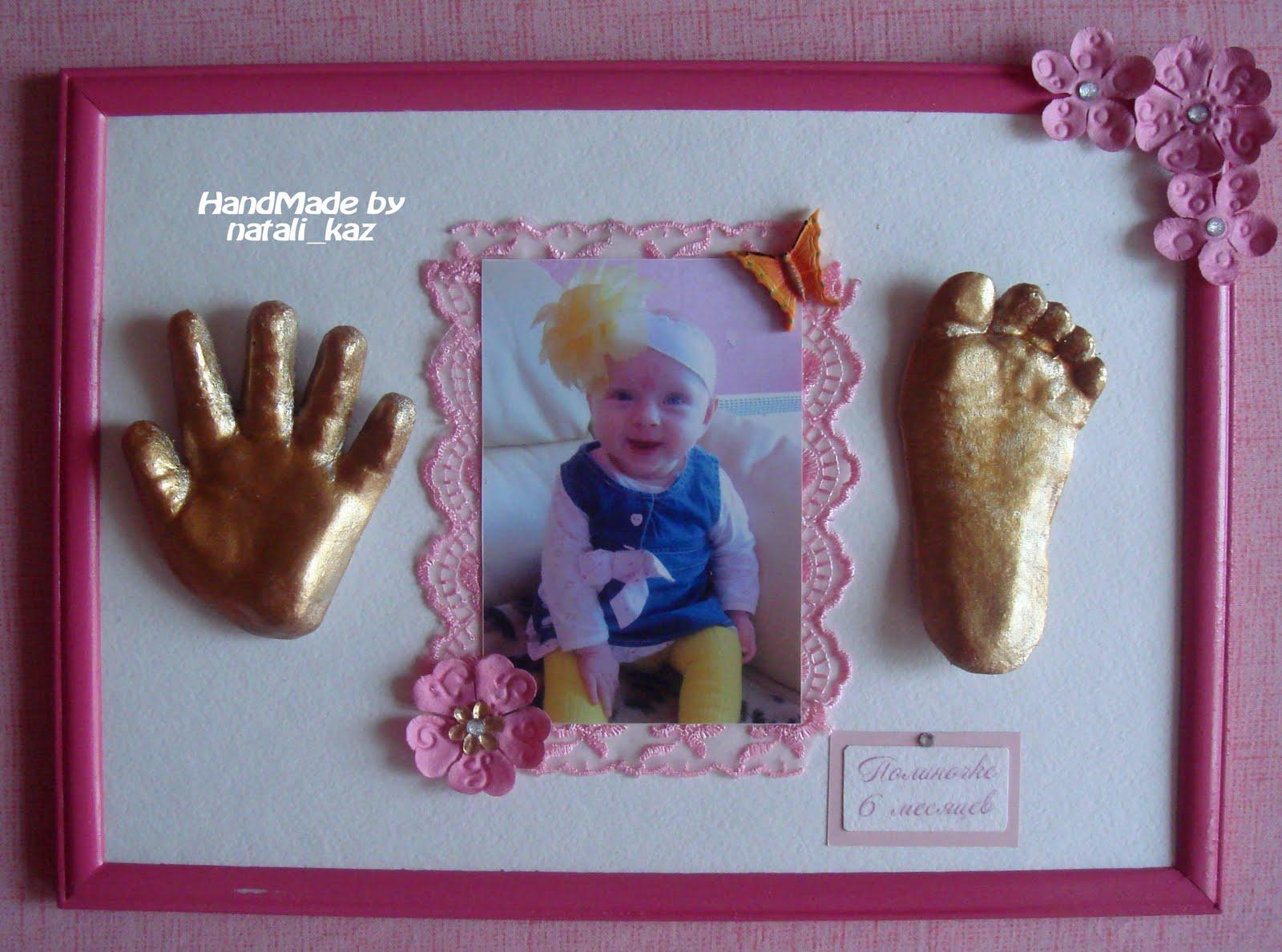 3 d слепок ручки и ножки ребенка своими руками 21