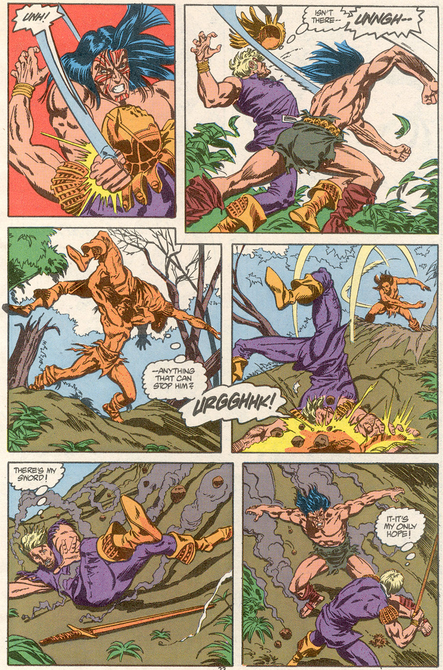 Conan the Barbarian (1970) Issue #239 #251 - English 17