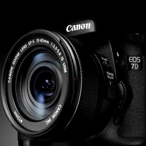 Máquina fotográfica Canon 7D Mark II pode ser anunciada na próxima semana