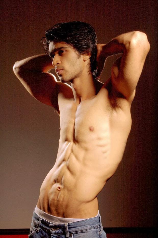 Exclusive six pack photos of telugu heroes life is beautiful hero abhijit six pack body altavistaventures Images