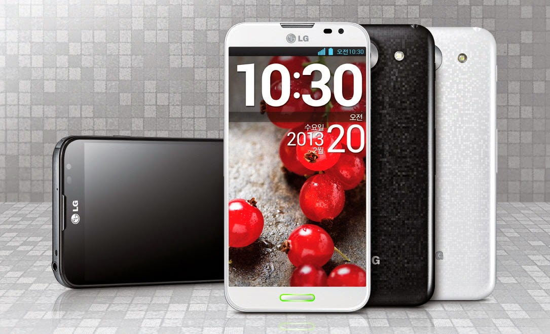 Smartphone Android LG Optimus G Pro