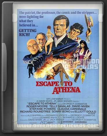 Escape To Athena (DVDRip Inglés Subittulado)