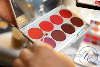 Color Your Lips with the colors of Mehron Beauty Makeup