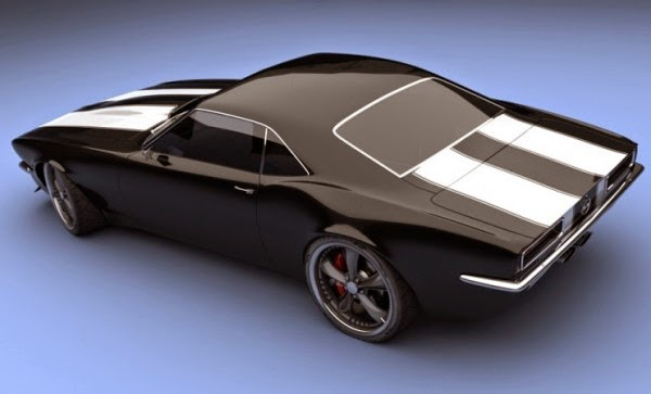 the most expensive muscle cars ever made
