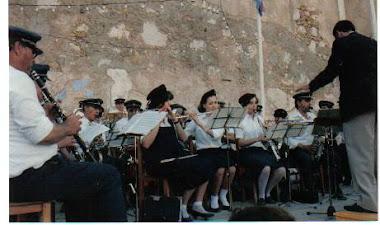 ENCONTRO DE BANDAS DE OEIRAS 1990