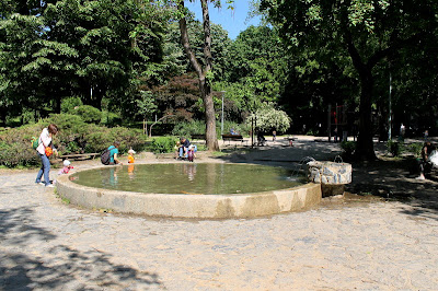 Fontana - Park Ribnjak