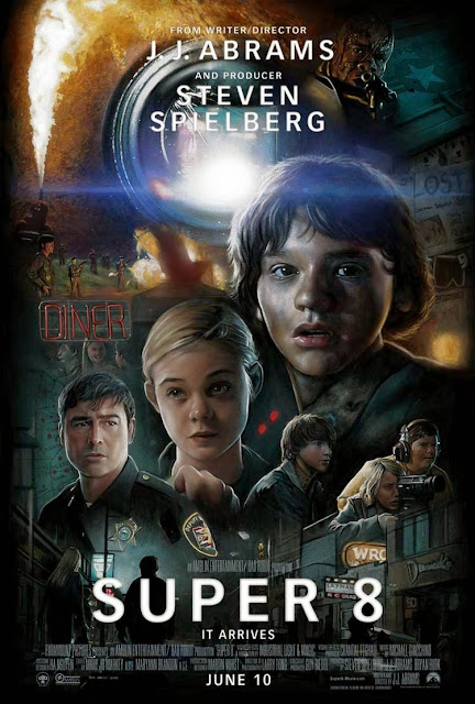 Super 8 - Quái Vật Vũ Trụ - Super (2011)