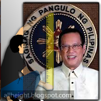 "Benigno ""Noynoy"" Aquino Height - How Tall"