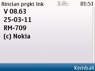 Tips Menggunakan Handphone Nokia S40