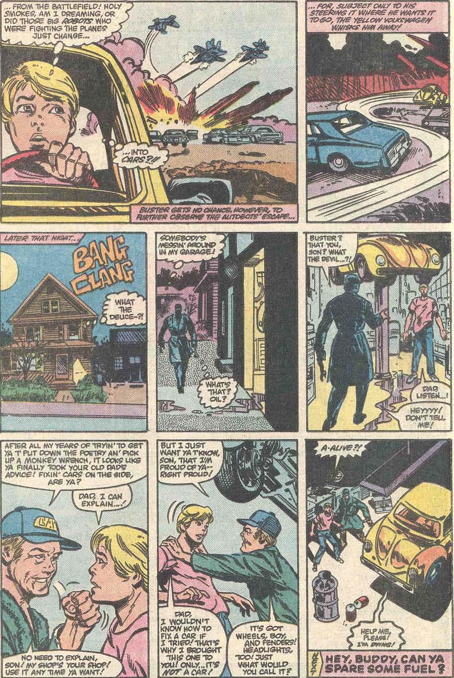 The Transformers (1984) #1 #80 - English 26