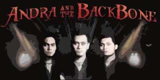 chord gitar lirik lagu andra and the backbone hitamku