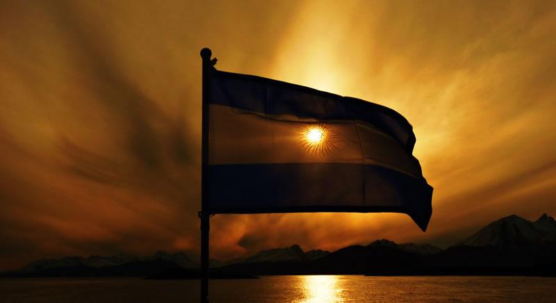 """""""La Bandera es ese paño que simboliza la Patria..."""""""