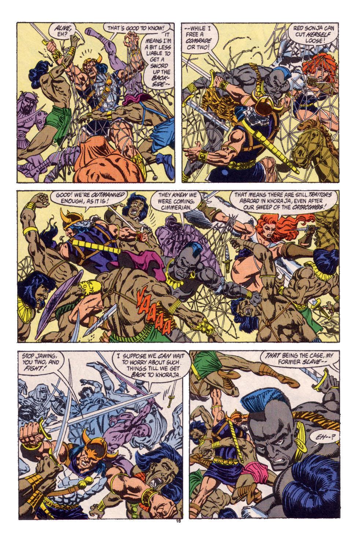 Conan the Barbarian (1970) Issue #247 #259 - English 13
