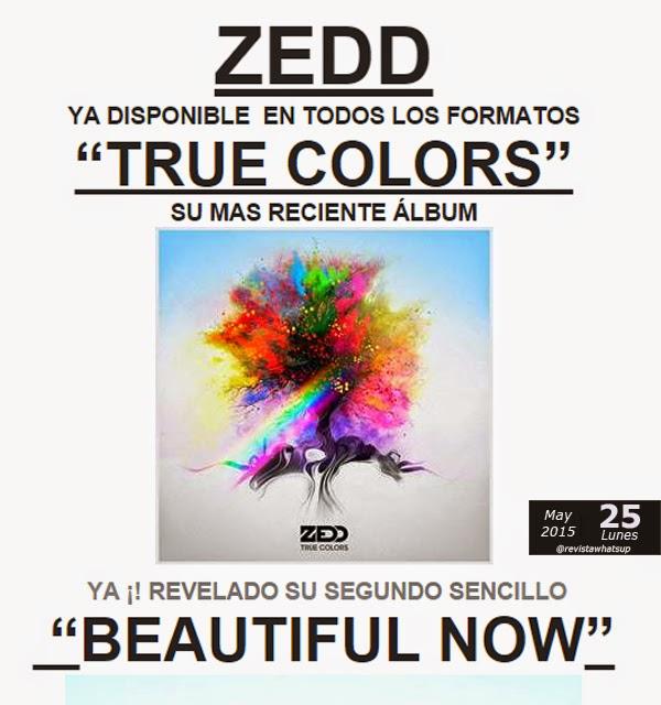 Zedd-presenta-álbum-TRUECOLORS-formato-fÍsico-Mayo