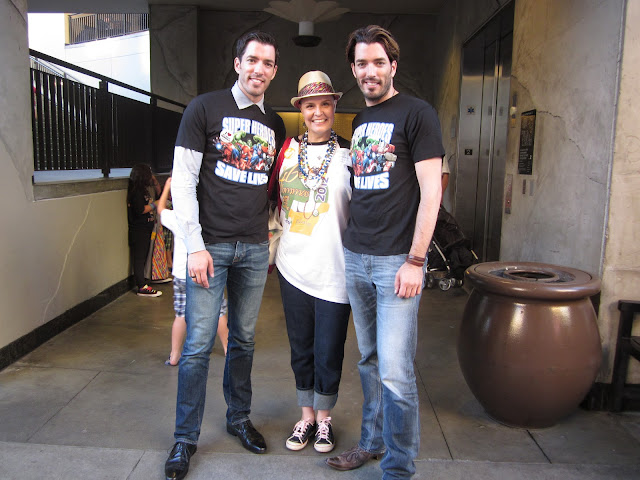 Keepin 39 georgia on your mind september 2012 for How tall are the property brothers